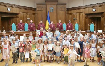 у КСУ відзначили Міжнародний день захисту дітей.